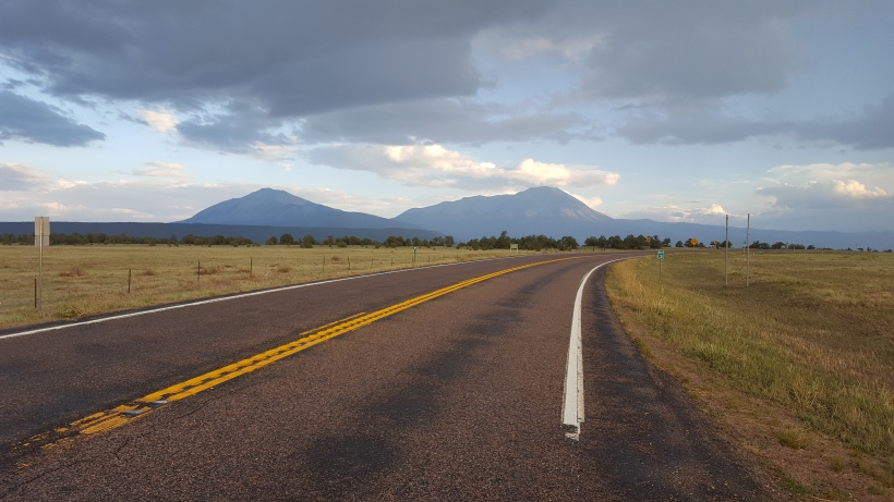 Approaching Wahatoya near La Veta, CO
